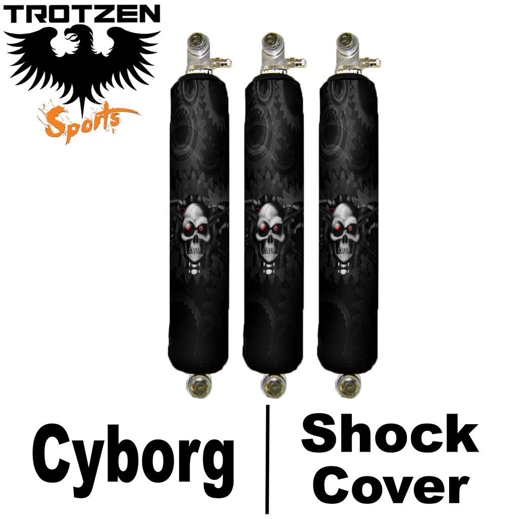 Honda 300X Cyborg Shock Covers