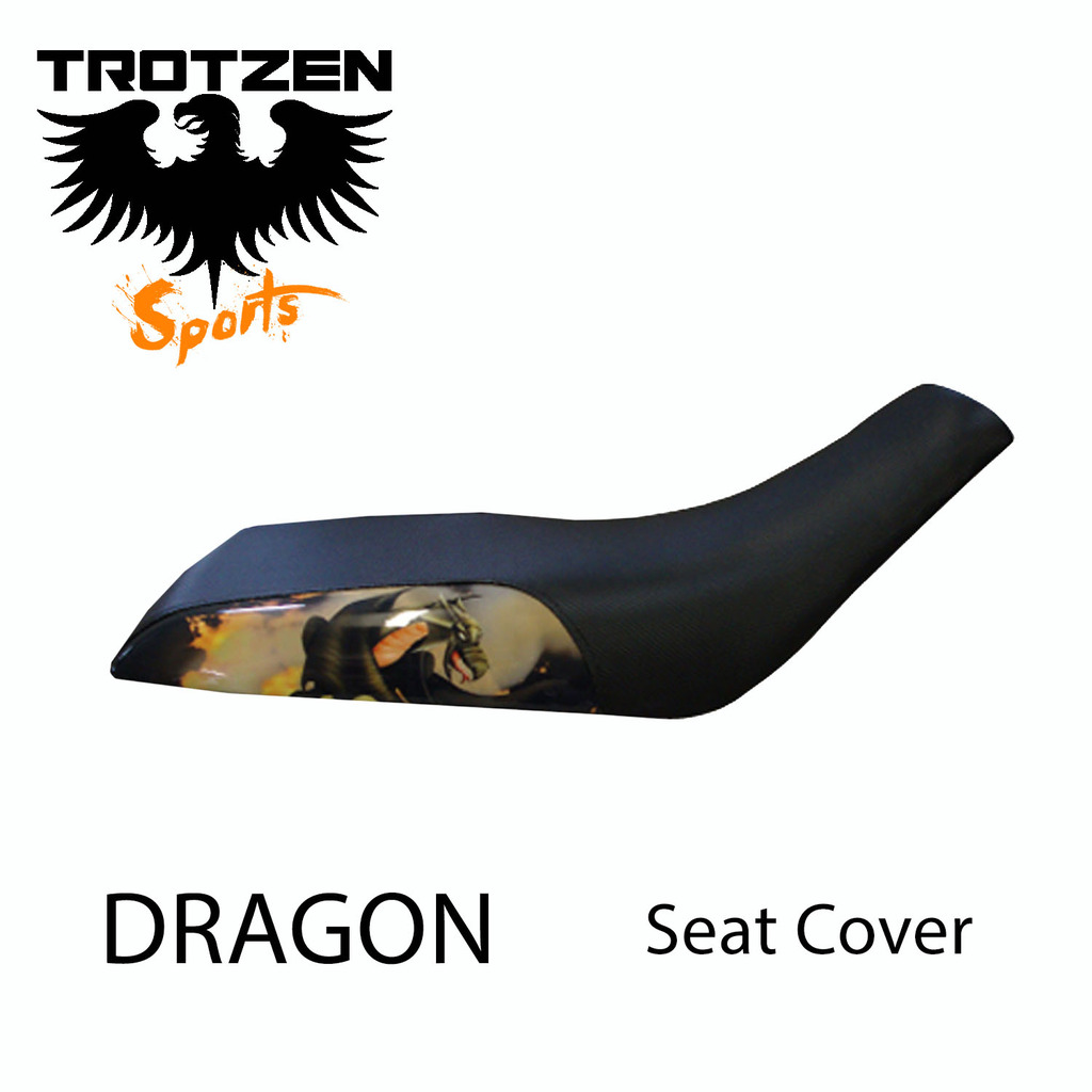 Polaris Predator 90 Dragon Seat Cover