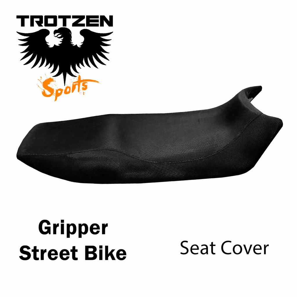Suzuki TC120 70-71 TC 120 Gripper Seat Cover