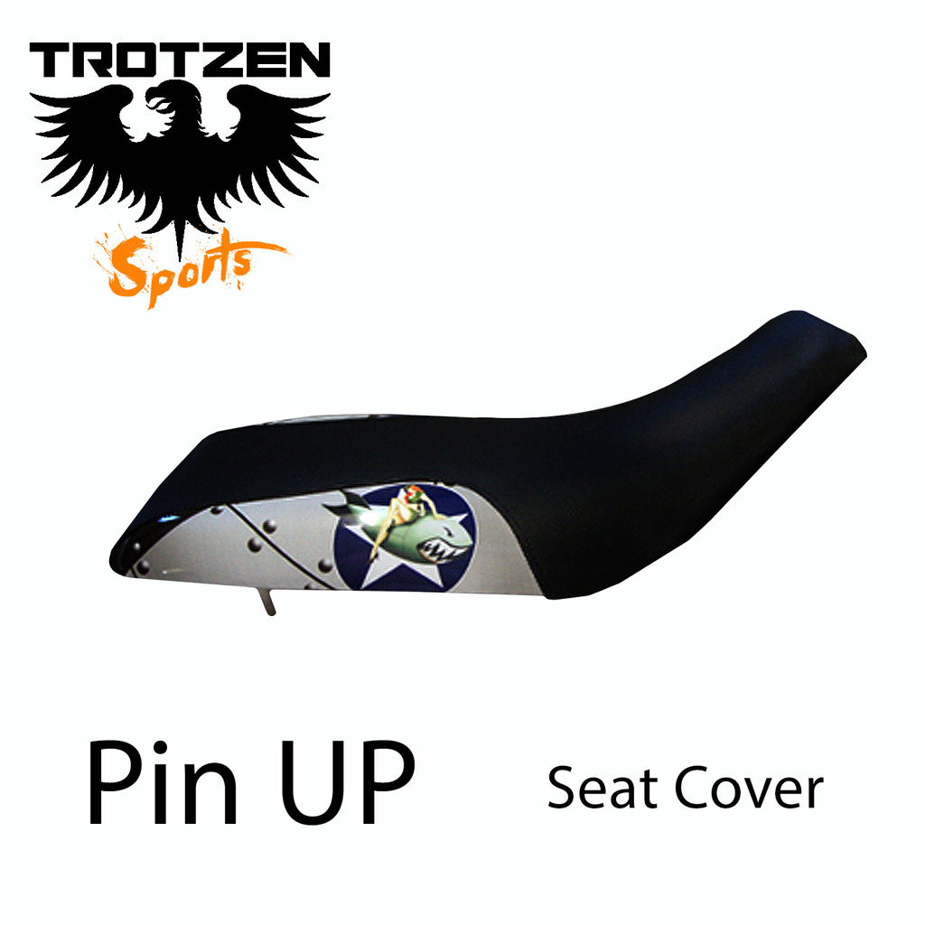 Honda ATC 200ES 84 Pin Up Seat Cover