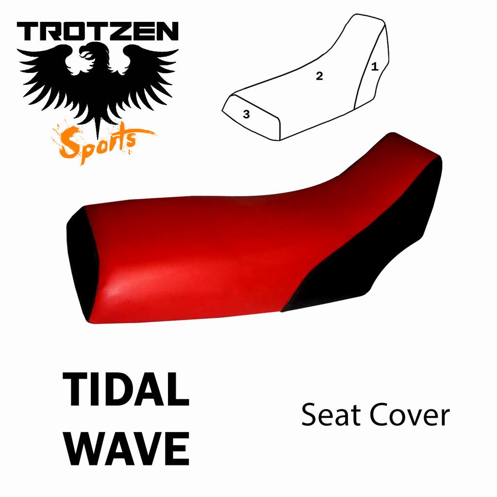 Honda TRX 70 86-87 Tidal Wave Seat Cover