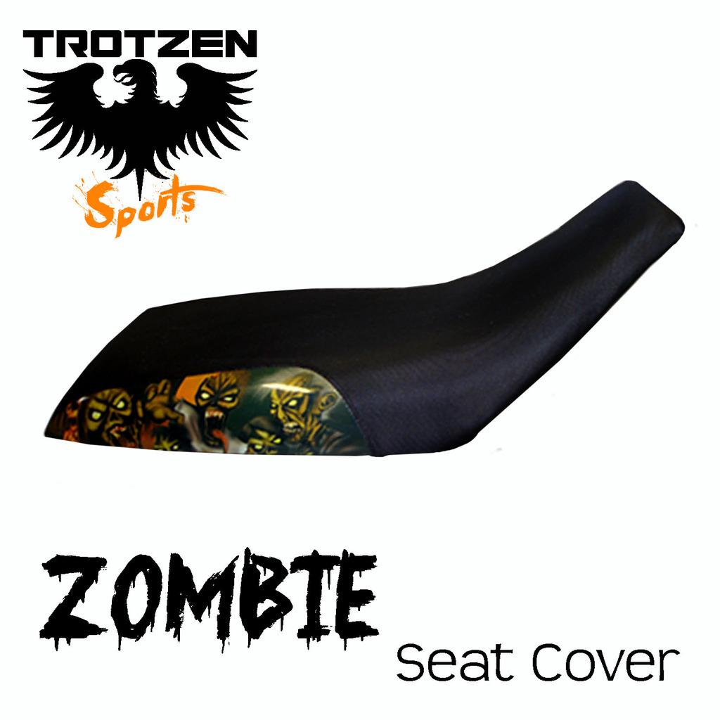 Polaris Scrambler 400 96-03 Zombie Seat Cover